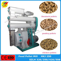 Cattle feed pellet mill machine for sale