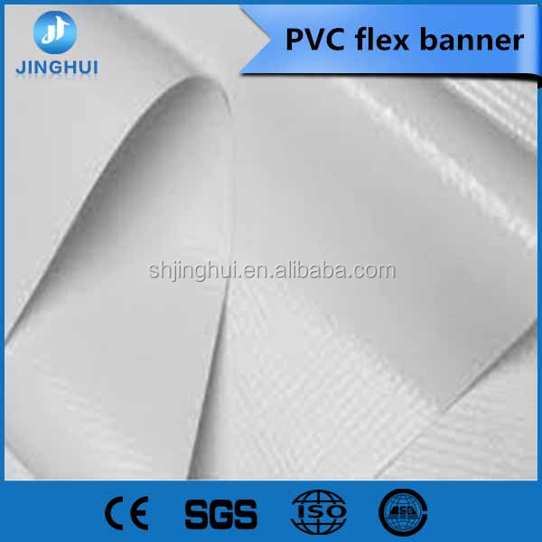 High quality 5 meters pvc cold laminated glossy frontlit flex banner