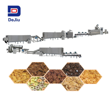 New product breakfast cereal/cornflakes making machine prodction line