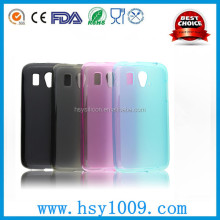 wholesale huawei G700 phone cover in PC, silicone, leather material