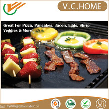Miracle Grill Mat not only wipes clean but also delivers grilling perfection, ensuring meat, fish and veggies won't stick