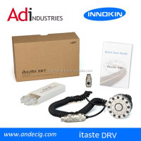Patent design Famous Brand all over the world innokin top grade high quality itaste DRV