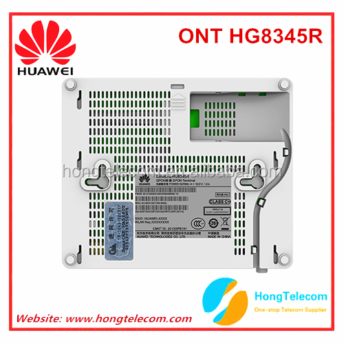 Indoor Huawei HG8345R ONT ONU for GPON EPON optical access