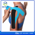 Water Resistant Authentic Pre Cut Tape Kinesiology for Neck Application