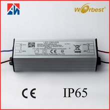 Worbest 36W led driver with PFC function/led driver for led street light/36w 36v power supplies/ip67 waterproof mbt
