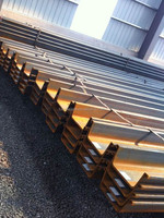 high strength European standard hot rolled u steel sheet pile