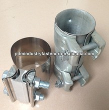 exhaust pipe sleeve clamp