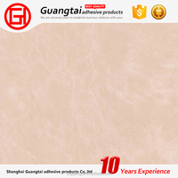 Friendly Environment Wood Grain PVC Film