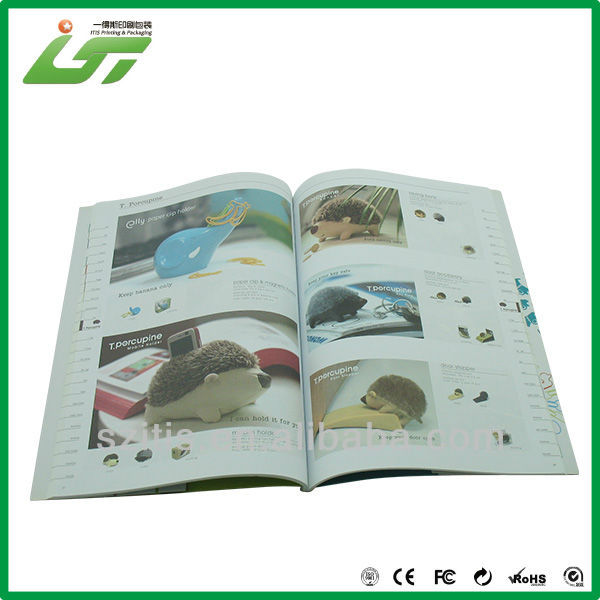 2014 OEM customized high quality water painting book