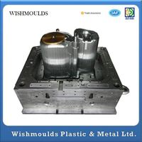 New product design alarm clock injection mould