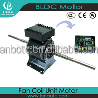 Eco-Friendly stepless speed brushless DC motor adjustable