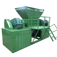 Shuguang fishing net /plastic film/woven bag shredder for sale