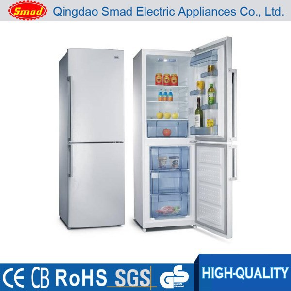 2 Doors frost free Refrigerator,Bottom Freerzer fridge,Down Freezer Refrigerator