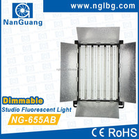 NanGuang NG-655AB Dimming model fluorescent light photo light