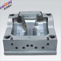 Precision plastic injection mold for auto parts