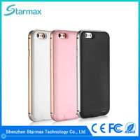 2400mAh Ultra Slim Charging Case Portable Charger Smart Battery Case