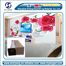 digital wallpaper printing machine/high quality 3d printing wallpaper/wallpaper paper roll for printing