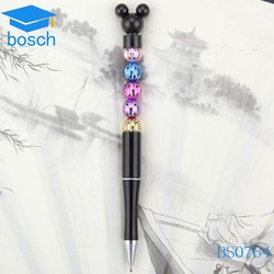 Casino use plastic ball pen big ballpoint pen