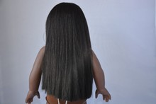 alibaba new products cheap 18 inch doll wigs small