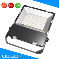 led reflector 50w foco led exterior FOCO PROYECTOR LED SLIM 50W IP65