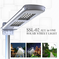 High Power Aluminium Led Street Light Body Picture Fixtures