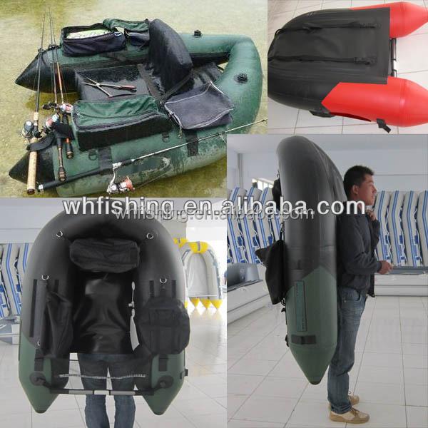 Mini Inflatable Fishing Boat