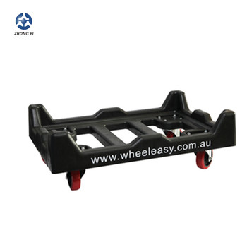 Plastic Dolly/Skate for Plastic Moving Crate