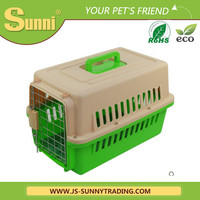 New pet products popular plastic handmade dog kennel