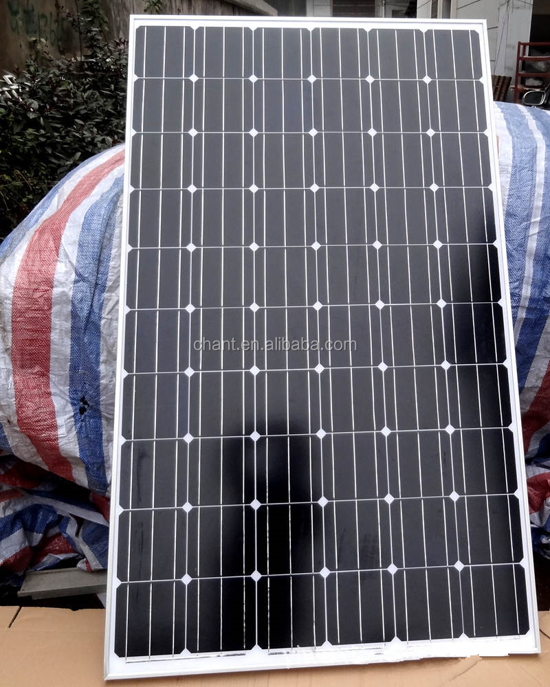 A grade solar cell 200wp power fotovoltaic solar panel manufacturer in China