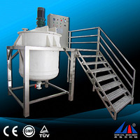 FUT Volume 200- 5000L emulsion paint mixing machine
