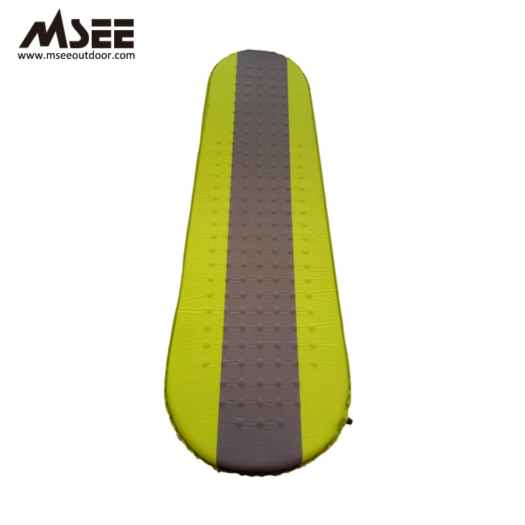 Sport Msee Quality Camping Mat Inflatable Self Inflating Sleeping Pad