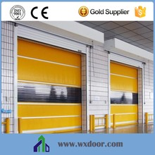High Quality High Speed Rolling Shutters Door