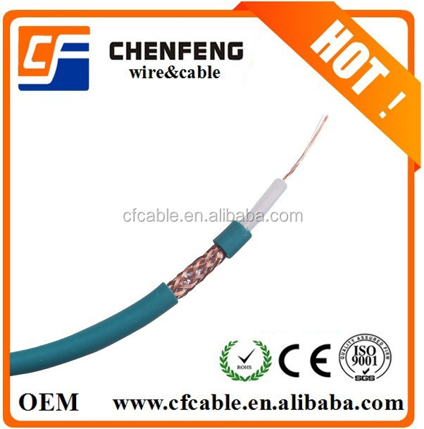 2016 RG59 flexiable coaxial cable