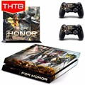 For Sony PS4 Sticker Skin Wrap Video Game