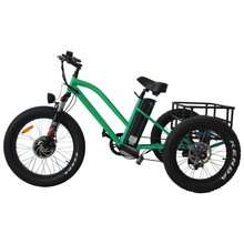 3 Wheel electric Scooter Fat Tire Electric Tricycle for adult with EN 15194