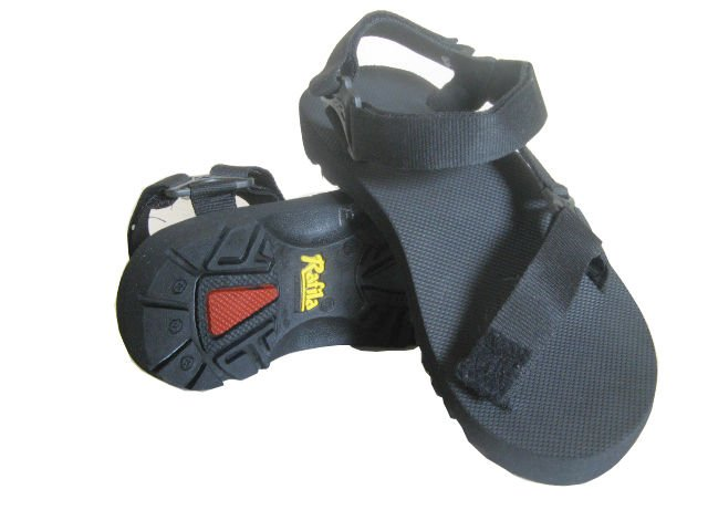 MOUNTAIN SANDALS SPORTS type ST-black
