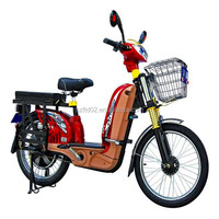 Electric Motorcycle with Long Distance Range, Customized Shining Colors Welcomed
