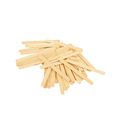 Eco-friendly factory price high quality disposable chinese food wooden ice cream jumbo popsicle sticks