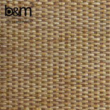 Natural Rattan grass cloth wallcoverings wallpaper