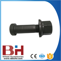 81455010081 Bolt:M22*1.5*105/115.5 Nut:M22*1.5*SW32*H32 aftermarket 8.8 bolts nuts m10 acorn lug nut for one wheel