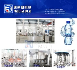 Automatic Complete Small Bottled Water Production Line