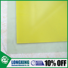 FR4 fiberglass sheet prices / transparent colored plastic sheets / yellow fiberglass insulation