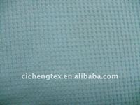 65/35 T/C thermal fabric, waffle fabric,solid
