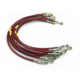 Color PVC coated Stainless steel braided brake hose