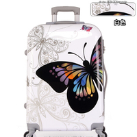 Symphty Wholesale ABS PC Trolley Travel