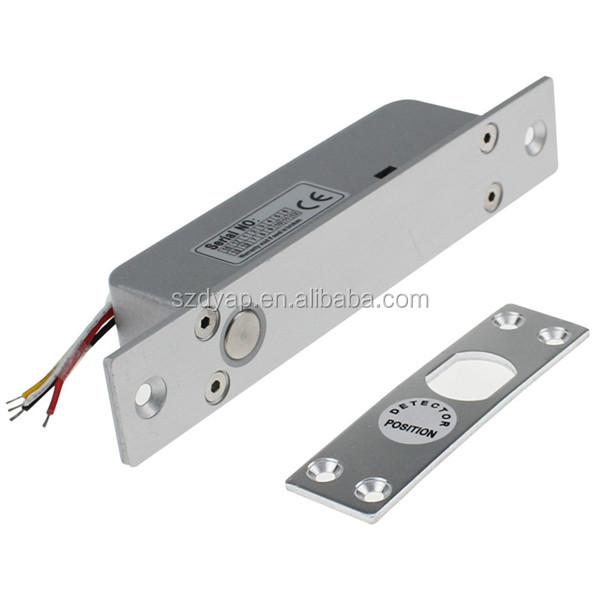 12V 24V Mini Digital Electric Door Lock With Low Temperature And Time Delay
