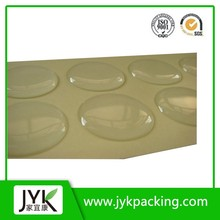 HIGH quality 3D dome transparent epoxy sticker