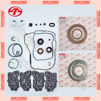 Transpeed 6T45E transmission rebuild kits NAK OIL SEALS T20400B for BUICK.