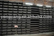 U-Beam mining support steel