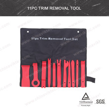 Hot Sale 11pcs Nylon Plastic Car Door Panels Trim Removal Tool Set(VT01114)